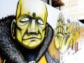 The contruction site Graffiti...