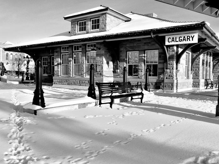 Heritage Park, Calgary, Alberta