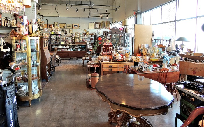 Inside Avenue Antiques Inc.