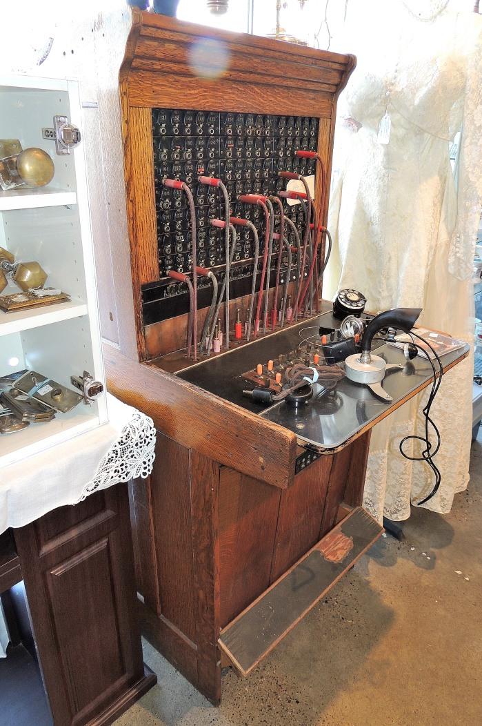 Inside Avenue Antiques Inc.