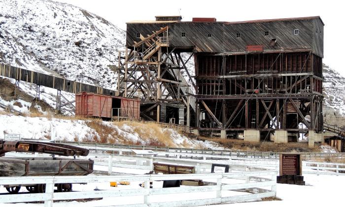 The Atlas Coal Mine