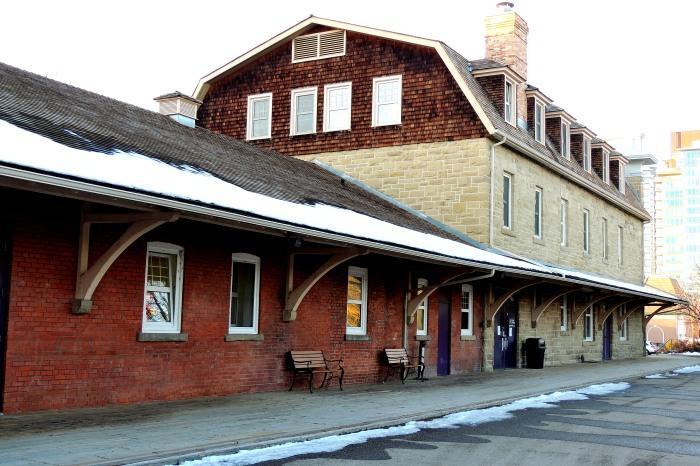 St. Mary's Parish Hall / CNR Station, Calgary, Alberta