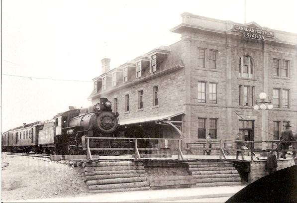 CNR Station, Calgary, Alberta