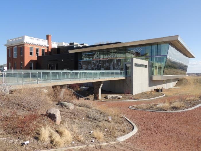 Galt Museum, Lethbridge, Alberta