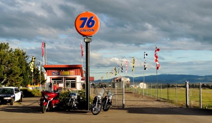 Montana Raceway Park located near Kalispell