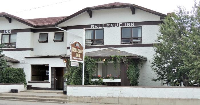 The Bellevue Inn...