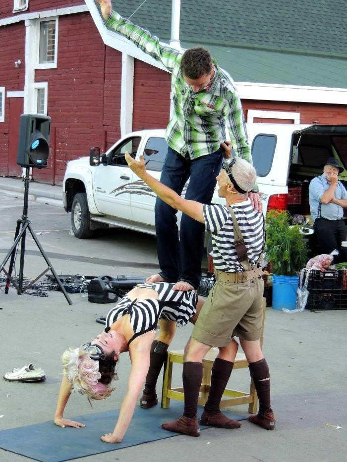 Calgary International Street Theatre Festival