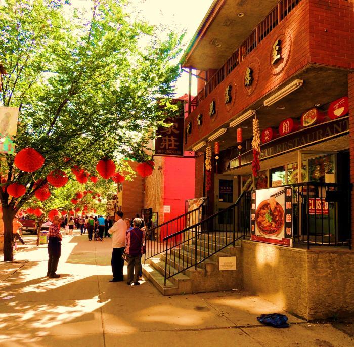 Chinatown, Calgary, Alberta