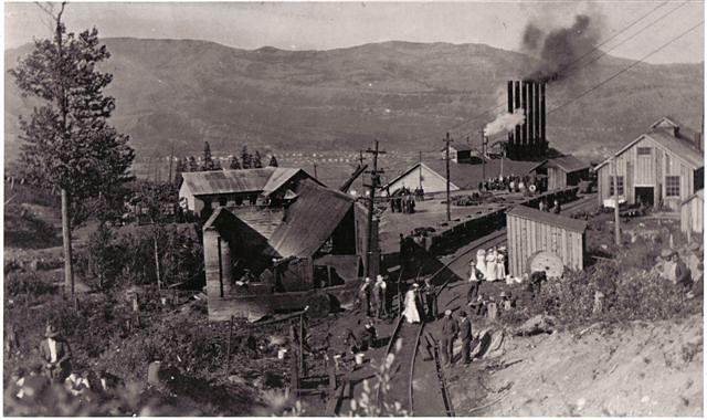 Hillcrest Mines, Alberta
