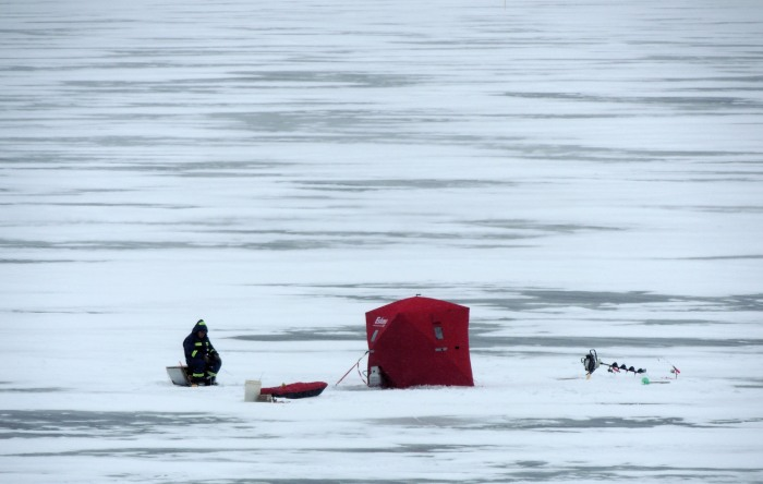 Ice Fishing...